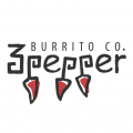 3 Pepper Burrito - Cape Coral
