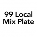 99 Local Mix Plate