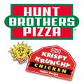 Krispy krunchy chicken / hunt brothers pizza