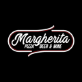 Margherita Pizza Beer and Wine