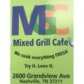 Mixed Grill Cafe