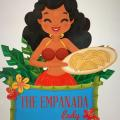 The Empanada Lady