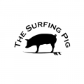 The Surfing Pig