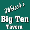 Welsch's Big Ten Tavern