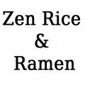 Zen Rice and Ramen