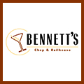 Bennett's Chop and Railhouse