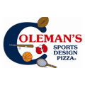 Colemans Sport Design Pizza