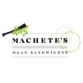 Machetes Mean Sandwiches