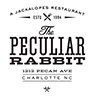The Peculiar Rabbit