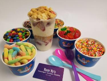 Yum Yo's Frozen Treats - Rogers