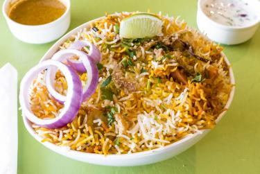 Bawarchi Biryani Point - Baymeadows