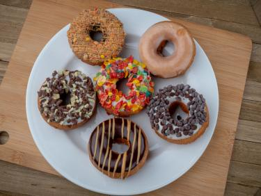 The Donut Experiment: Greenville