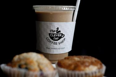 The Clever Cup Coffee Shop