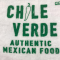 Chile Verde Authentic Mexican Cuisine
